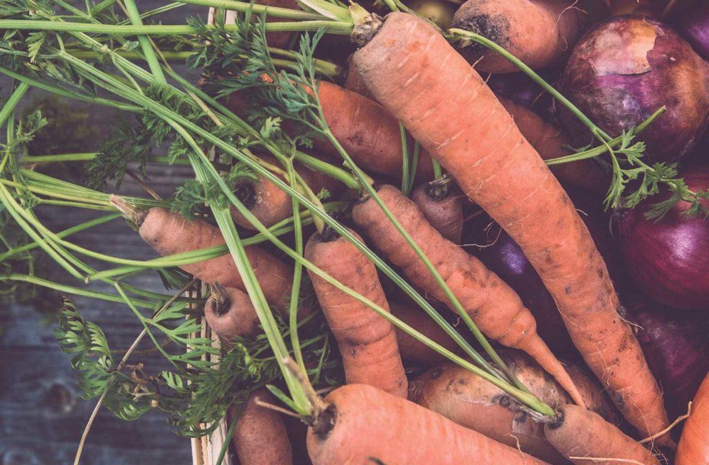 organic-carrots-basket